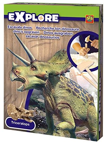 SES creative 25022 - Explore Dinos ausgraben