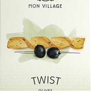 Mon Village Twist Olive, 1er Pack (1 x 100 g)