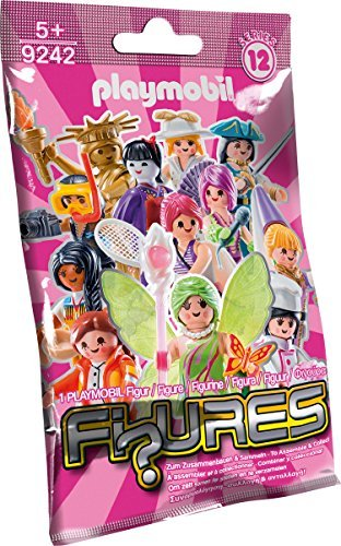 PLAYMOBIL 9242 - Figures Girls (Serie 12)