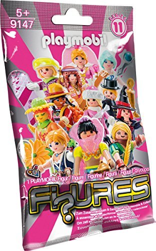 PLAYMOBIL 9147 - Figures Girls (Serie 11)