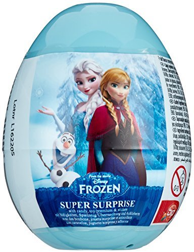 Ifc Super Surprise Egg Frozen, 1er Pack (1 x 11 g)