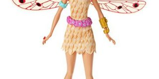 Mattel Mia and Me DMT06 - Shiva Puppe