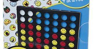 Simba 109363090 - Smiley, 4-Smiles-in-a-Row