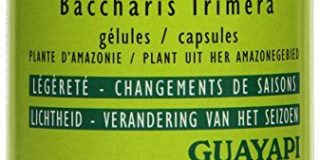 Guayapi Baccharis Trimera - aus Wildlese, 90 Kapseln &nr.192, 250 mg, 1er Pack (1 x 22 g)
