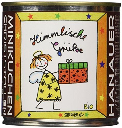 Hanauer Bio Christstollen, 1er Pack (1 x 150 g)