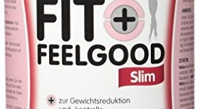 Layenberger Fit+Feelgood Slim Mahlzeitersatz Rote Beeren-Joghurt, 1er Pack (1 x 430g)