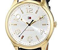 Tommy Hilfiger Damen-Armbanduhr Sophisticated Sport Analog Quarz Leder 1781675