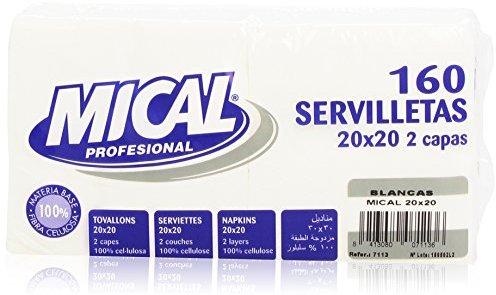 servill. Mical BCA. 20 x 20 2 C 160U