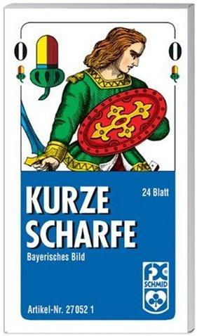 Ravensburger 27052 - Kurze Scharfe, Bayerisches Bild - 24 Blatt, Faltschachtel