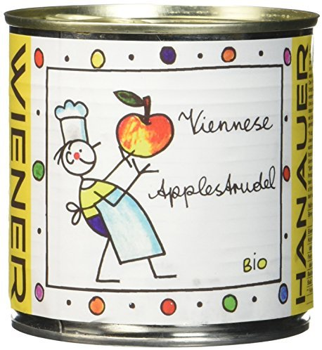 Hanauer Minikuchen Apfelstrudel, 1er Pack (1 x 220 g)