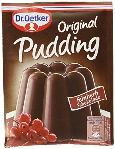 Dr.Oetker, Dr.Oetker OriginalPudding feinh.Schokol.3er