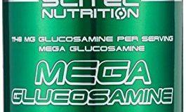 Scitec Nutrition Mega Glucosamine, 100 Kapseln, 1er Pack (1 x 112,8 g)