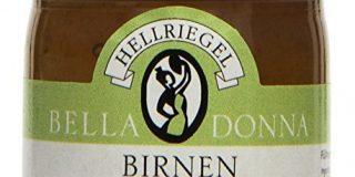 Hellriegel Bella Donna Birnen-Senf-Sauce, 1er Pack (1 x 50 g)
