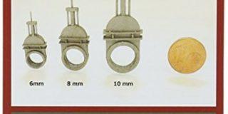 joswood 40081 8 mm Laser Cut Welt Slide Building Kit