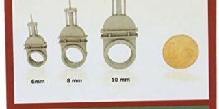 joswood 40086 6 mm Laser Cut Welt Slide Building Kit