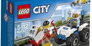 LEGO City 60135 - Polizei Gangsterjagd auf Quad