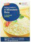 Tegut Parboiled Spitzen-Langkorn 8 Minuten-Reis im Kochbeutel, 8er Pack (8 x 500 g)