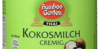 Bamboo Garden Kokosmilch Cremig, 3er Pack (3 x 200 ml)