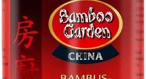 Bamboo Garden Bambusschoesslinge in Streifen 330g, 2er Pack (2 x 330 g)