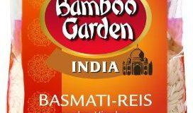 Bamboo Garden Basmati-Reis, 2er Pack (2 x 500 g)