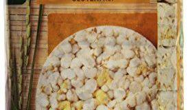 biozentrale Reiswaffeln Hirse-Mais, 1er Pack (1 x 100 g)