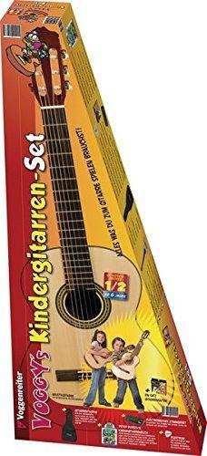 Voggys Kindergitarren-Set 1-2