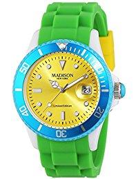 Madison - Herren -Armbanduhr U4484G