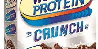 Weetabix Protein Crunch Schokolade, 1er Pack (1 x 450 g)