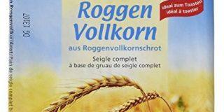 Alnatura Bio Roggenvollkornbrot, 6er Pack (6 x 500 g)