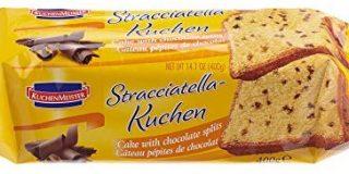 Kuchenmeister Stracciatella Kuchen , 1er Pack (1x 400 g)