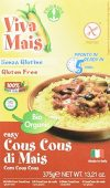 VIVA MAIS Cous Cous - Glutenfrei, 1er Pack (1 x 375 g)