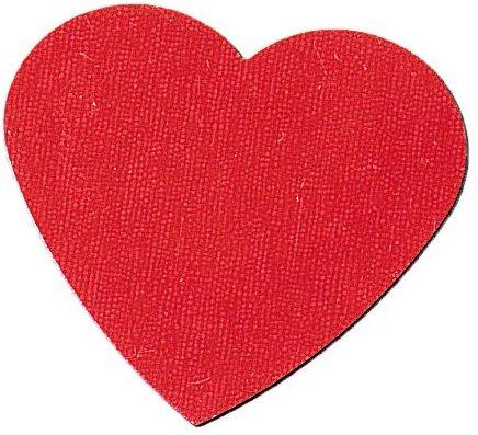 KnorrPrandell 8097232 Herz aus Kunststoff, 37 mm