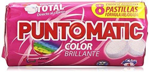 deterg. puntomatic Farbe Tube 4D