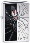 Zippo 60.000.267 Feuerzeug Spider Chrome High Polished Choice Catalog 2014