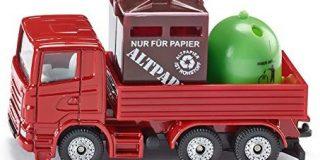 Siku 0828 - Recycling-Transporter