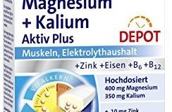 Abtei Magnesium Kalium Depot