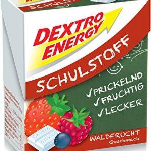 Dextro Energy Schulstoff Waldfrucht, 5er Pack (5 x 50 g)