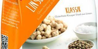 3 PAULY Linsen-Flips - Klassik, glutenfrei (60 g)