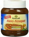 Alnatura Bio Nuss-Nougat-Creme, 1er Pack (1 x 400 g)