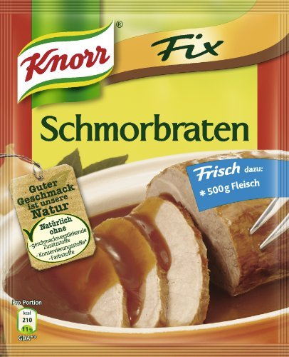 Knorr Fix Schmorbraten 4 Portionen (5 x 41 g)