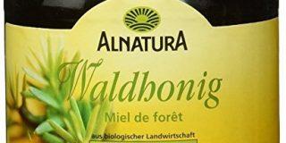 Alnatura Bio Waldhonig, 1er Pack (1 x 500 g)