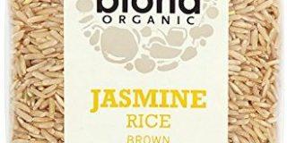 Rapunzel Jasmin Spitzenreis Langkorn natur, 2er Pack (2 x 500 g) - Bio