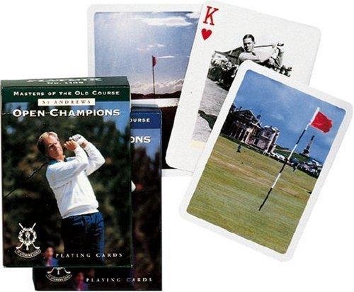 Golf Open Champions