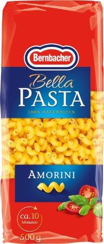 Bernbacher Pasta 500g - Amorini, 5er Pack  (5 x  500 g Beutel)