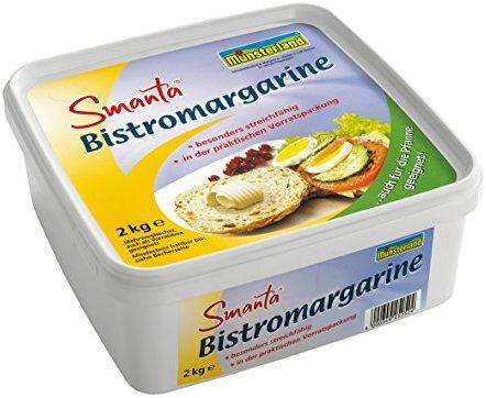 Smanta Bistromargarine, 1er Pack (1 x 2.148 kg)