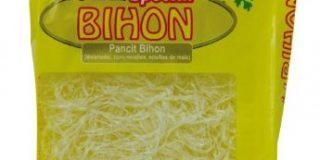 Hobe Pancit Bihon Nudeln, 4er Pack (4 x 227 g Packung)