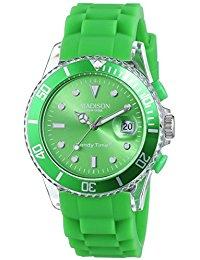 Madison - Herren -Armbanduhr U4399-10