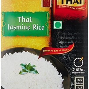 Real Thai Jasmin Reis, 3er Pack (3 x 250 g)