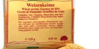 Seitenbacher Weizenkeime, 1er Pack (1x 125 g)