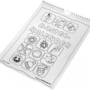 Eduplay 210060 Craft Kalender Jahr